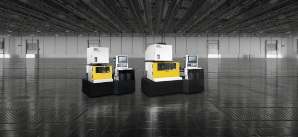 C400 and C600 versions constitute the latest models of Robocut family by Fanuc.