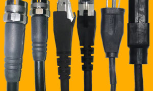 CDM offers semi-custom cable assemblies for low-smoke, zero-halogen performance