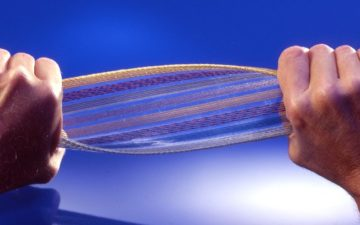 Cicoil's talc-free flat cables are designed for motion applications