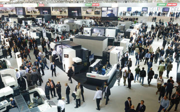 Record participation marks start of EMO Hannover 2017