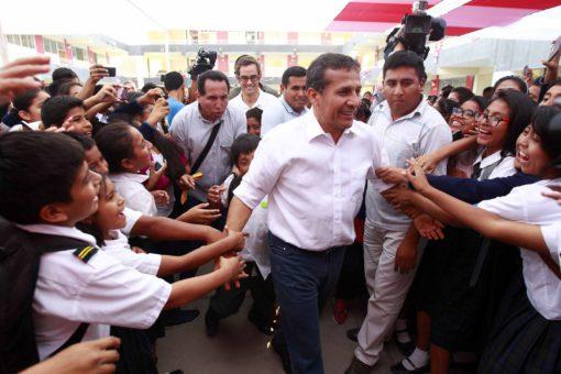 Peru President inaugurates National Optical Fiber Backbone Network in Lima